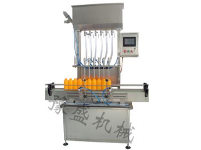 防冻液灌装机