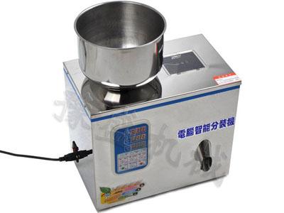多功能分装茶叶机器