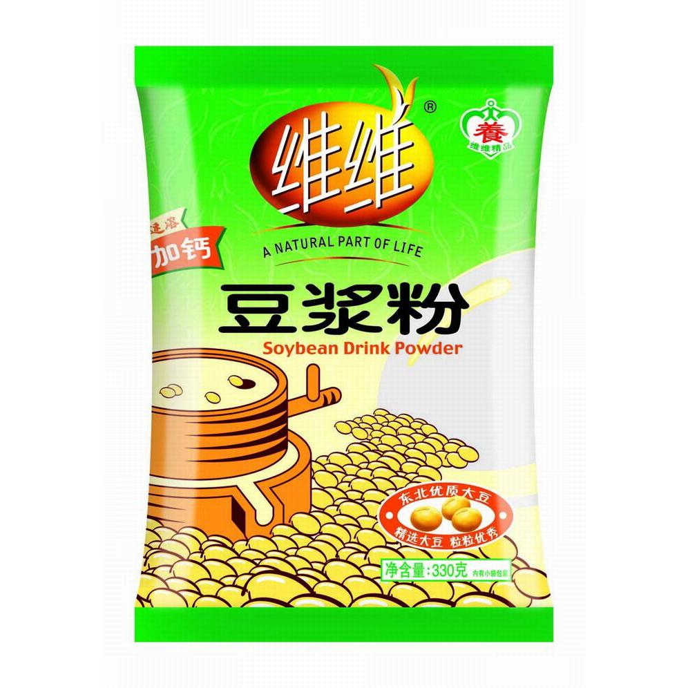 豆浆粉包装效果
